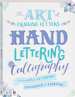 This calligraphy book contains the work of calligrapher and author Peter Taylor