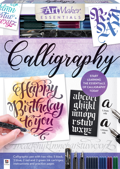 This image has an empty alt attribute; its file name is Artmaker_essentials_Calligraphy-Book-400.jpg